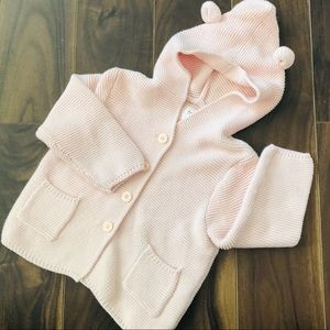 Baby Gap Toddler Girl's Milkshake Pink Sweater